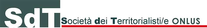Società dei territorialisti/e ONLUS Logo